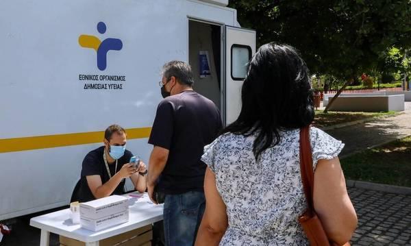 Πελοπόννησος: Εδώ μπορείτε να κάνετε δωρεάν rapid test