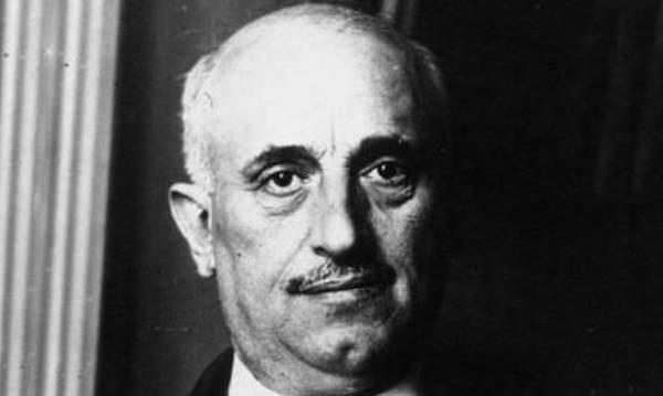 Σαν σήμερα γεννήθηκε ο Αρκάς νομικός και κοινωνιολόγος Αλέξανδρος Παπαναστασίου