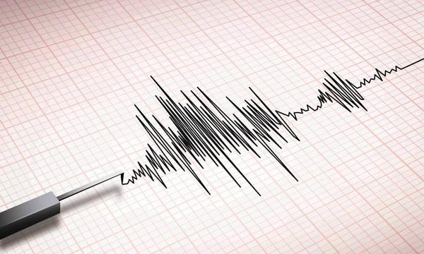 Σεισμική δόνηση 4,3 Ρίχτερ δυτικά της Κυλλήνης