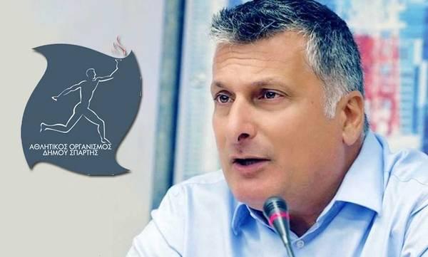 «Εκτεθειμένη η Σπάρτη και ο δήμαρχος από την λειτουργία του Αθλητικού Οργανισμού» (video)