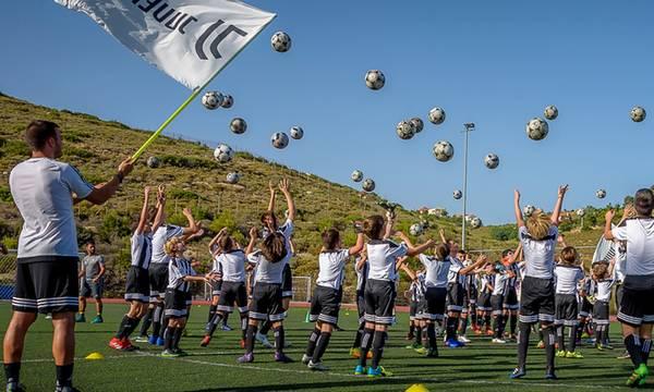 Vamvakou Juventus Day Experience στη Βαμβακού Λακωνίας!