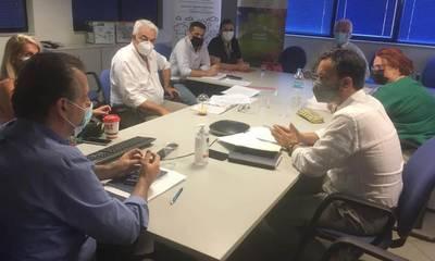 ΥΠΑΑΤ: Συνάντηση Γ.Γ Δ. Παπαγιαννίδη για το πρόγραμμα LEADER