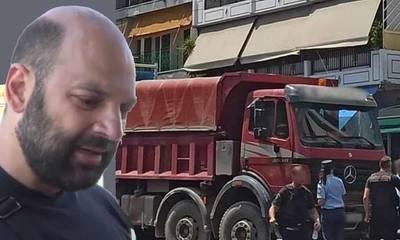 Συγχωρεί τον οδηγό που παρέσυρε την 7χρονη κόρη του με φορτηγό παραβιάζοντας το «κόκκινο» (video)