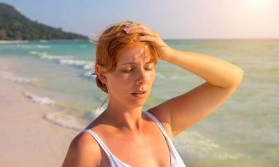 Θερμοπληξία: Δείτε ποια είναι τα συμπτώματα!