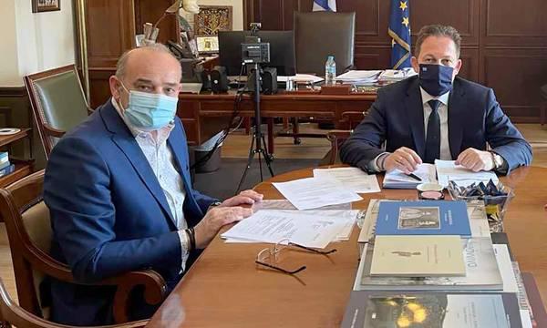 Τι έκανε στην Αθήνα ο Δήμαρχος Ευρώτα, Δήμος Βέρδος;