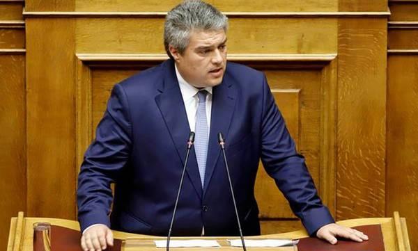 Χρυσομάλλης: «H Ελλάδα προχωρά μπροστά με μεταρρυθμίσεις, συνέπεια και αξιοπιστία!»