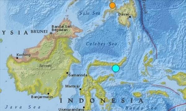 Ινδονησία: Ισχυρός σεισμός 6,2 Ρίχτερ κοντά στη Μιναχάσα