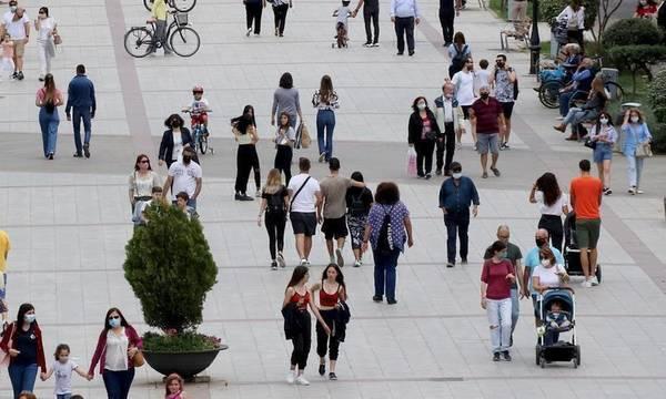Κορονοϊός: Με 94 κρούσματα σήμερα η Πελοπόννησος