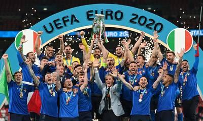 Euro 2020: Πρωταθλήτρια Ευρώπης η Ιταλία