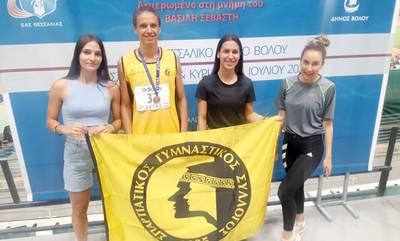 Σπαρτιατικός ΓΣ: Χάλκινο μετάλλιο και πολλά χαμόγελα στο Πανελλήνιο Πρωτάθλημα Στίβου Κ18