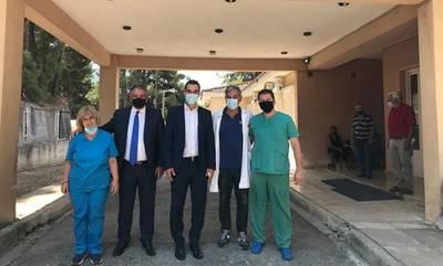 «Καταδρομικοί εμβολιασμοί» στην Πελοπόννησο!