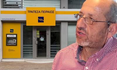 Παναρίτης: Να μην κλείσει το κατάστημα της Πειραιώς στη Νεάπολη Λακωνίας