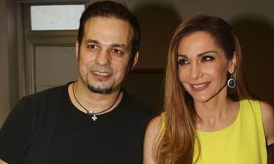 Βανδή - Νικολαΐδης: Η τελευταία κοινή τους εμφάνιση πριν από το διαζύγιο στα Καλάβρυτα (photos)
