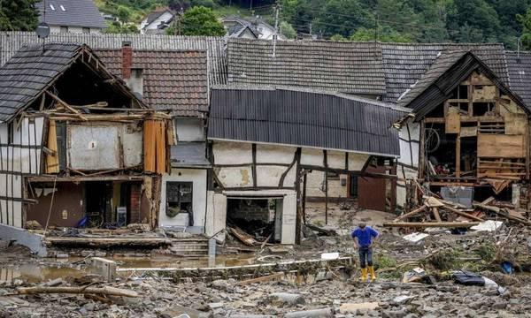 Γερμανία: Στους 81 οι νεκροί από τις πλημμύρες - 1300 αγνοούμενοι (photos - videos)