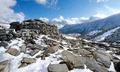 Το ελληνικό βουνό που έχει χιόνι χειμώνα-καλοκαίρι