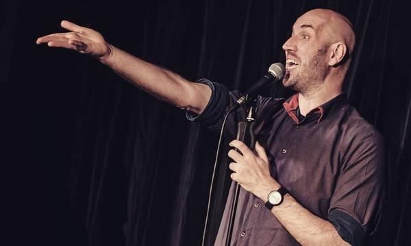 Απόψε η Κοινωνία Μαγούλας πάει … stand – up comedy με τον Δημήτρη Δημόπουλο!