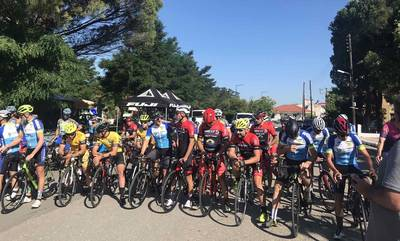 Πρωτάθλημα Ποδηλασίας στη Μεγαλόπολη