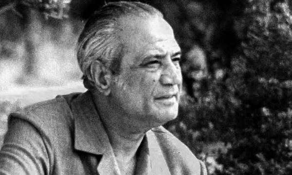 Σαν σήμερα γεννήθηκε ο μεγάλος ποιητής Νίκος Καρούζος