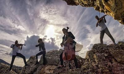 «Storm String Quartet: Από τον Vivaldi στους Nirvana» - Αρχαιολογικός χώρος Μονής Ζαρακά - Στυμφαλία