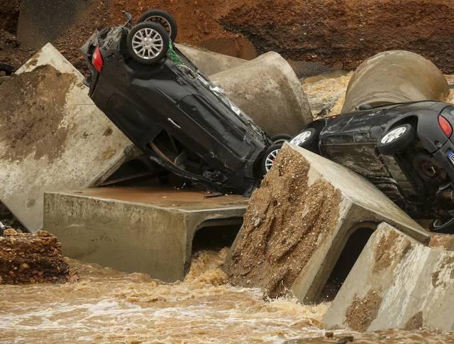 Γερμανία-πλημμύρες: Τουλάχιστον 133 οι νεκροί