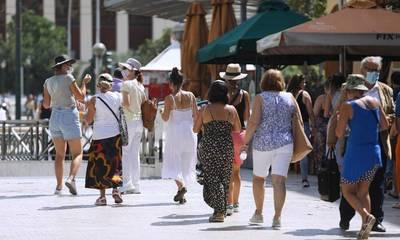 Κορονοϊός: Με 187 κρούσματα σήμερα η Πελοπόννησος