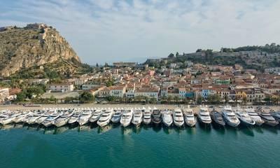 Mediterranean Yacht Show: Επιστρέφει στο Ναύπλιο το 2022