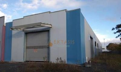 Πωλείται βιομηχανικός χώρος με άδεια συνεργείου στη ΒΙΠΕ Τρίπολης