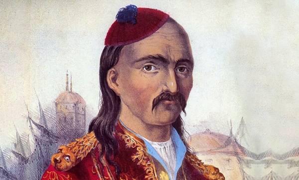 Σαν σήμερα ο Κωνσταντής Κολοκοτρώνης, πατέρας του Θεόδωρου, σκοτώνεται στη Μάνη από τους Τούρκους