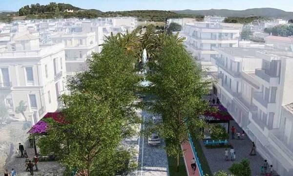 Εγκρίνεται η πρόταση για την «ανάπλαση του Κέντρου της Σπάρτης»