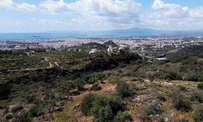 Πωλείται οικόπεδο 4,320 τ.μ. με μαγική θέα στην Καλαμάτα