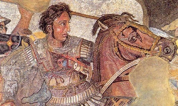 Σαν σήμερα το 356 π.Χ γεννήθηκε ο Μέγας Αλέξανδρος