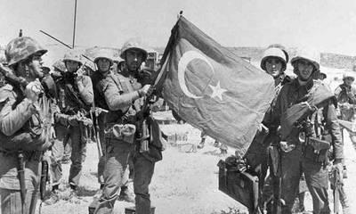 Σαν σήμερα το 1974 ξεκινά η Τουρκική Εισβολή στην Κύπρο