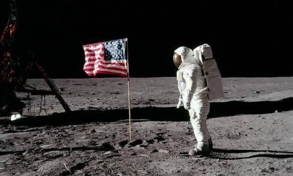 20η Ιουλίου 1969: Η πρώτη προσεδάφιση ανθρώπου στη Σελήνη