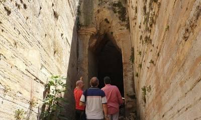 Ο Αραχωβίτης «ξεθάβει» τον αρχαιολογικό χώρο της Πελλάνας