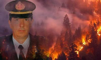 Σαν σήμερα «έσβησε» ο μάχιμος αντιπύραρχος Ηλίας Γκάτσος!