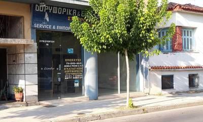 Κατάστημα προς πώληση στην οδό Λυκούργου στην Καλαμάτα