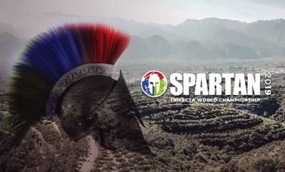 Spartan Trifecta / Sprint - Super – Beast η αλλιώς Τελικός Παγκοσμίου Πρωταθλήματος!