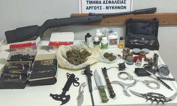 Και τι δεν βρήκαν οι Αστυνομικοί κατά τη σύλληψη 38χρονου για ναρκωτικά