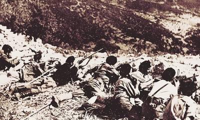 Τιμή σε όσους αντιστάθηκαν σε Χίτλερ και Μουσολίνι, στον Κοσμά Κυνουρίας!