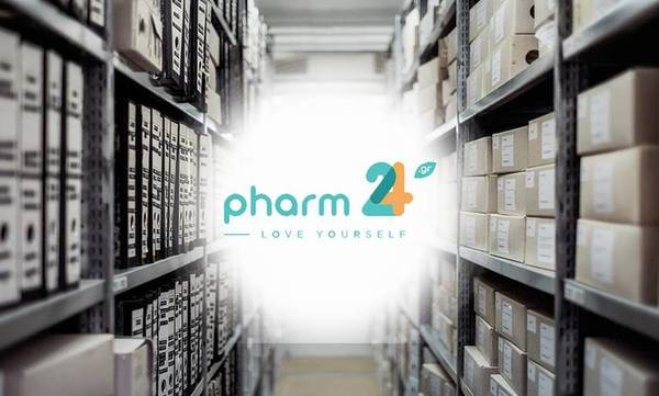 Ζητείται Υπάλληλος Αποθήκης για εργασία πλήρους απασχόλησης στο Pharm24.gr