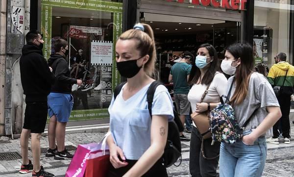 Κορονοϊός: 2.472 νέα κρούσματα και 8 θάνατοι το τελευταίο 24ωρο