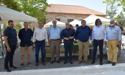 Με επιτυχία ολοκληρώθηκε το διήμερο συνέδριο Αγροτικής Ανάπτυξης στο Αριοχώρι