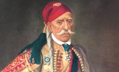 Σαν σήμερα πέθανε ο ήρωας της Ελληνικής Επανάστασης Δημήτριος Πλαπούτας