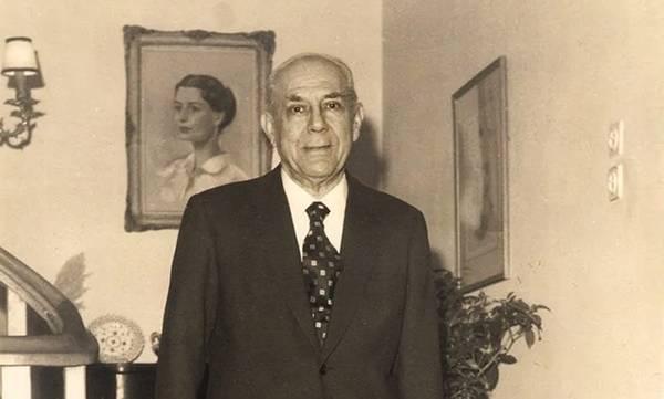 Σαν σήμερα γεννήθηκε στη Μεσσήνη ο Μιχαήλ Στασινόπουλος