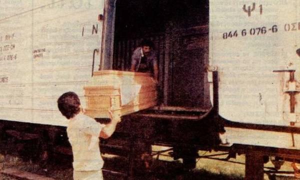 Ο φονικός καύσωνας του 1987 - Οι εκατοντάδες νεκροί και τα βαγόνια που έγιναν νεκροτομεία