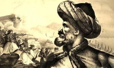 Σαν σήμερα το 1822 έγινε η Μάχη του Αγιονορίου