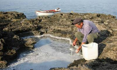 Το «αλάτι των βράχων», οι αλυκάριοι των Κυθήρων