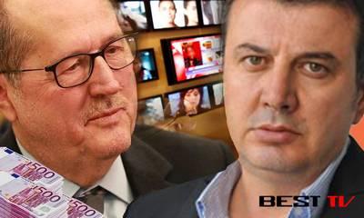 Τατούλης:«Συνεχίζονται από τον Νίκα οι «ενέσεις ρευστότητας» στη «μεγάλη οικογένεια» του BEST TV»