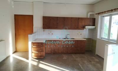 Ενοικιάζεται διαμπερές διαμέρισμα 65τ.μ. στην Πάτρα