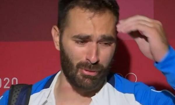 Συγκλόνισε ο Θοδωρής Ιακωβίδης: Ανακοίνωσε με δάκρυα την αποχώρηση του από την Άρση Βαρών (video)